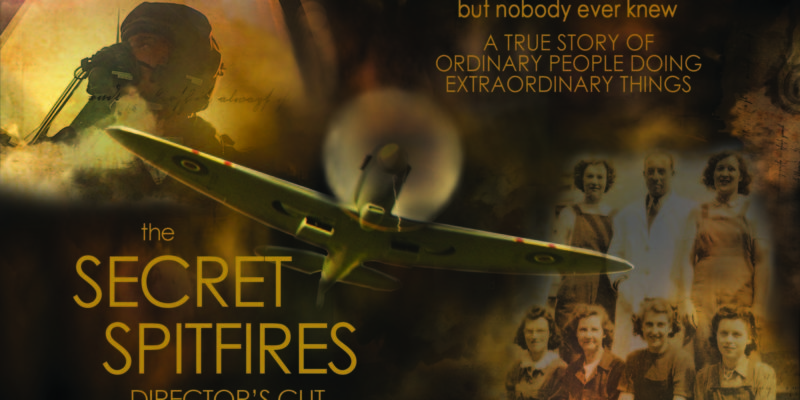 The Secret Spitfires in Royal Wootton Bassett – 28 February