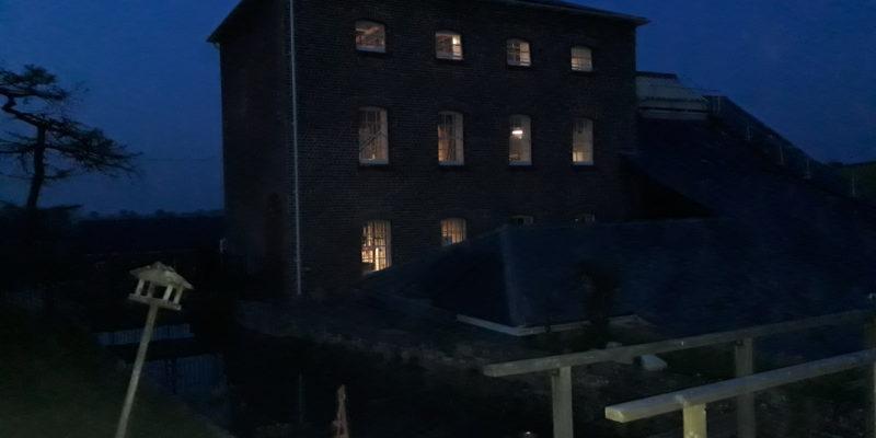 Crofton at Night – 28 September