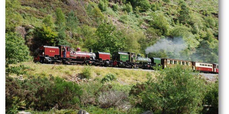 The Ffestiniog and Welsh Highland Railway – 31 January