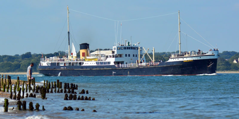 The Life, Times and History of SS Shieldhall – 21 February
