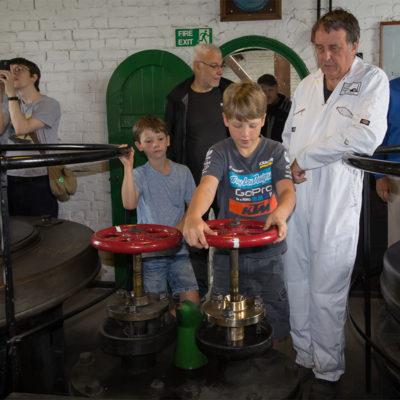 Children learning at Crofton